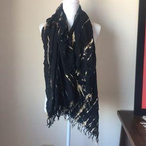 Other - Black and Tan sarong